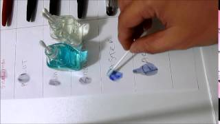 HOW REMOVE ERASER BALLPOINT PENS FROM YOUR PAPERS~MAGIC INK REMOVER STORM