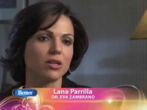 Download Miami Medical's Lana Parrilla Interview
