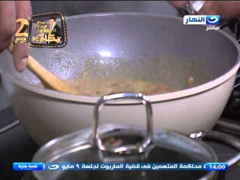 #لقمة_هنية : طريقة عمل طاجن فول بالخلطة و بطاطس بالثوم والزبدة و شكشوكة