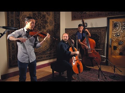 Iris  Goo Goo Dolls violincellobass   Simply Three