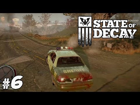 Let's Play State of Decay: YOSE - Part 6 - Leaving Town