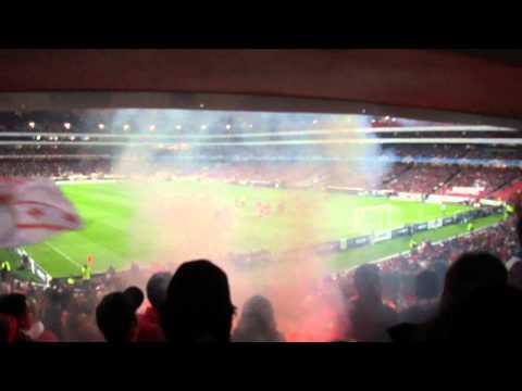Golo Alan Kardec, Benfica - Olympique Lyonnais