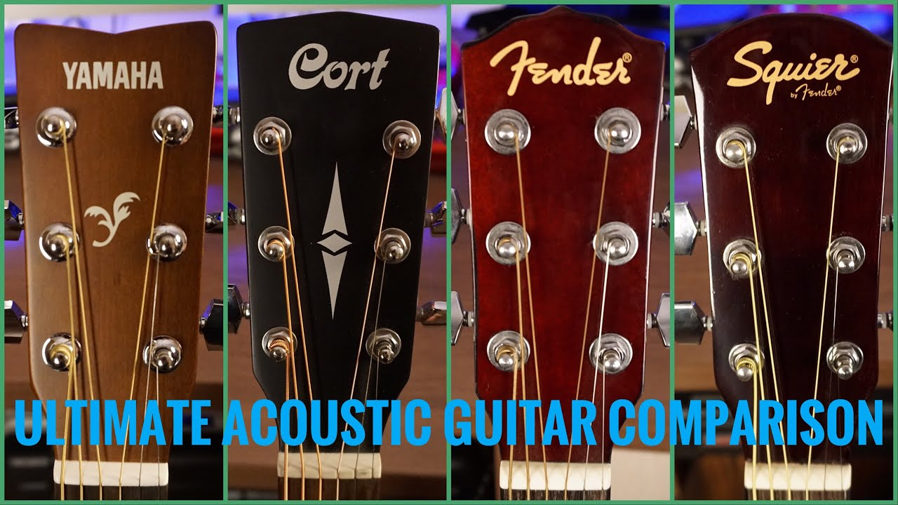 Best Acoustic Guitar For Beginners Under 150 10 000 In 2018 Youtube
