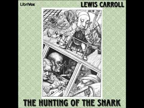 The Hunting of the Snark by Lewis CARROLL read by Robert Garrison | Full Audio Book