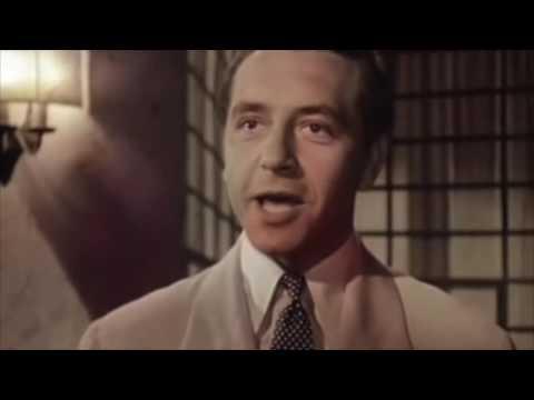 Casablanca (1942), selected scenes, colorized