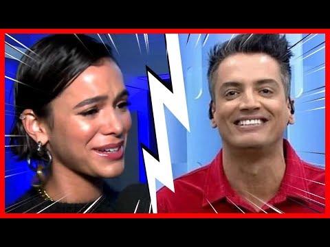 Bruna Marquezine DETONA Léo Dias por entrevista do Fofocalizando