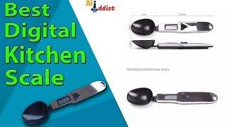 Best Digital Kitchen scale on online | Portable LCD Digital Kitchen Scale Spoon