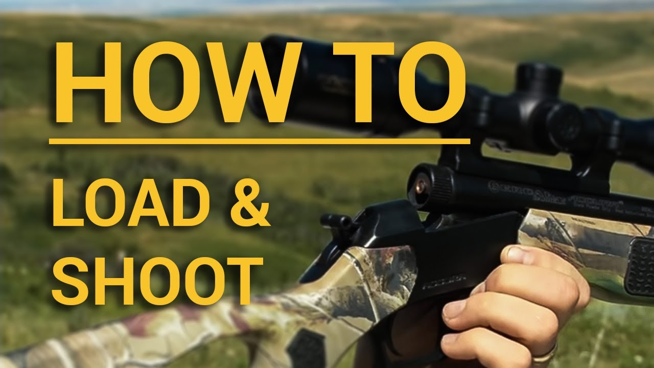 How to Load and Fire a Muzzleloader