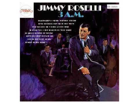 Buon Natale Jimmy Roselli.Jimmy Roselli Fly Me To The Moon Youtube