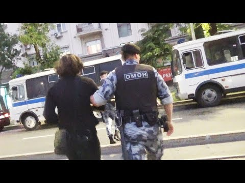 Лев Против, ОМОН и Хохловская площадь (ЯМА)