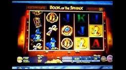Book of the Sphinx Slot Machines Online