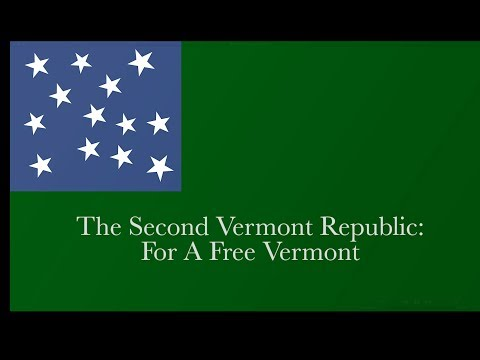For A Free Vermont