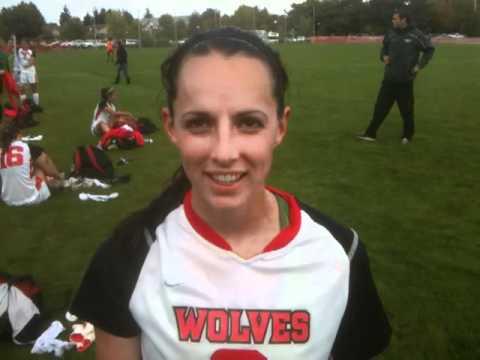 Lindsay Bauman recaps the Wolves win vs. SFU