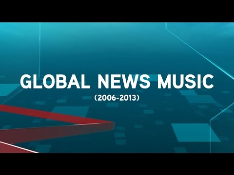 Global News Music 2006-2013