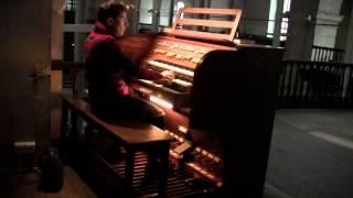 J. S. Bach : Nun komm, der Heiden Heiland BWV 659