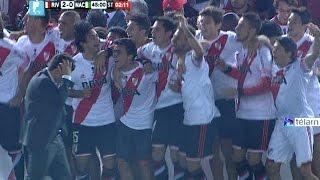 River obtuvo la Sudamericana y festejó tras 17 años sin títulos internacionales