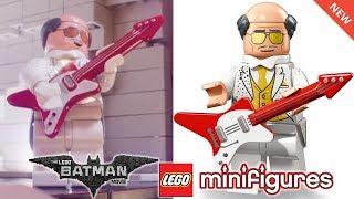 LEGO Batman Movie Minifigures Series 2 - Side by Side