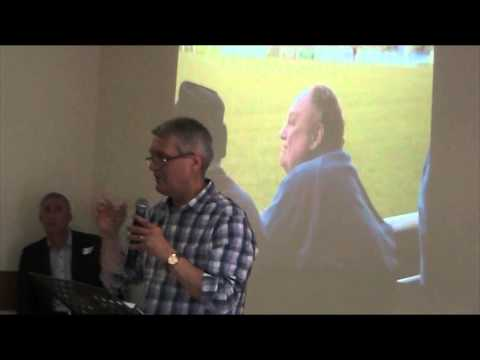 NCFC Centenary Reunion - Donald Wilson talks about County History