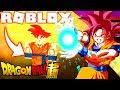 ROBLOX ! DRAGON BALL SUPER - NOVO GOKU SSJ RED / BLUE E VEGETA BLUE ! Dragon Ball Rage Rebirth 2