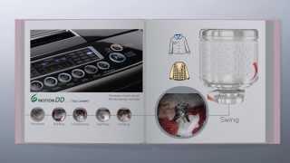lg 6 motion direct drive washing machines top loader