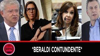 El abogado de Cristina salió con los tapones de punta contra la justicia y Laura Alonso