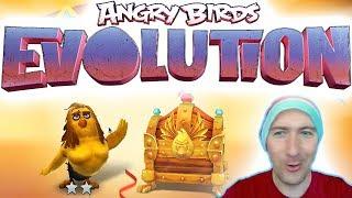 Angry Birds Evolution #2 ПРОХОЖДЕНИЕ. ОТКРЫВАЕМ НОВЫХ ГЕРОЕВ ПТИЧЕК. PASSAGE. OPEN NEW HEROES BIRDS.