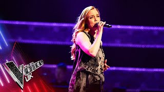 Nadia's 'Now We Are Free' | Blind Auditions | The Voice UK 2021
