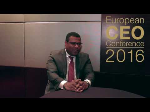 European CEO Conference 2016 - Thierry Deau Interview