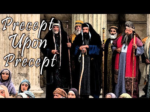 """""""Precept Upon Precept"""" The Taunt Of The Priests Mocking God & His Prophets"""