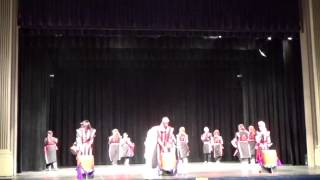 OTDW performs at the annual Spring Concert at Madison West High Sch...