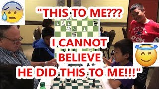 Crowd Bets On 9 Year Old Ranked 71st In U.S. To Hustle Carlini!