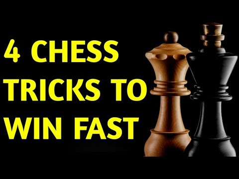Chess Opening TRICKS to WIN More Games: Tennison Gambit: Sec