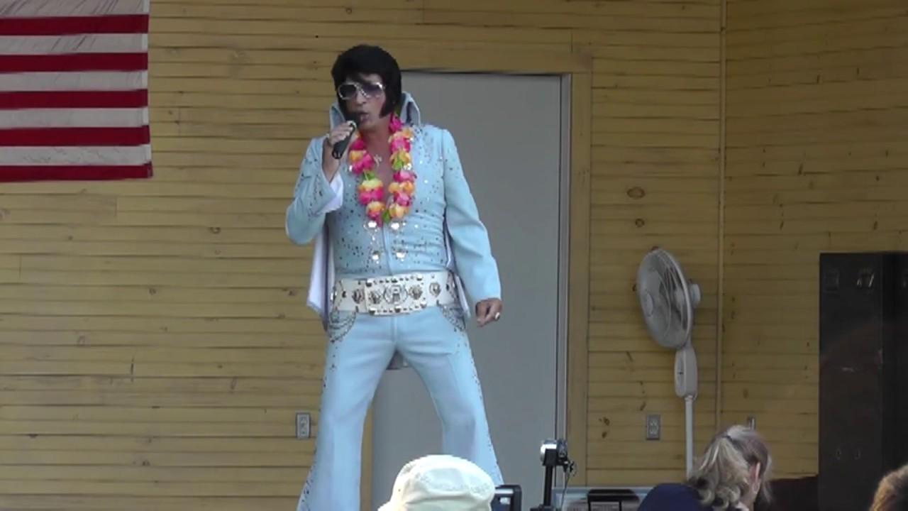 John Monforto - Elvis part one  7-6-17