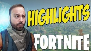 FORTNITE | AS MELHORES RUSHADAS DO EDU (HIGHLIGHTS #1) NERD EDU