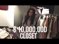 Kim Kardashian S Ten Million Dollar Closet Tour 2017 mp3