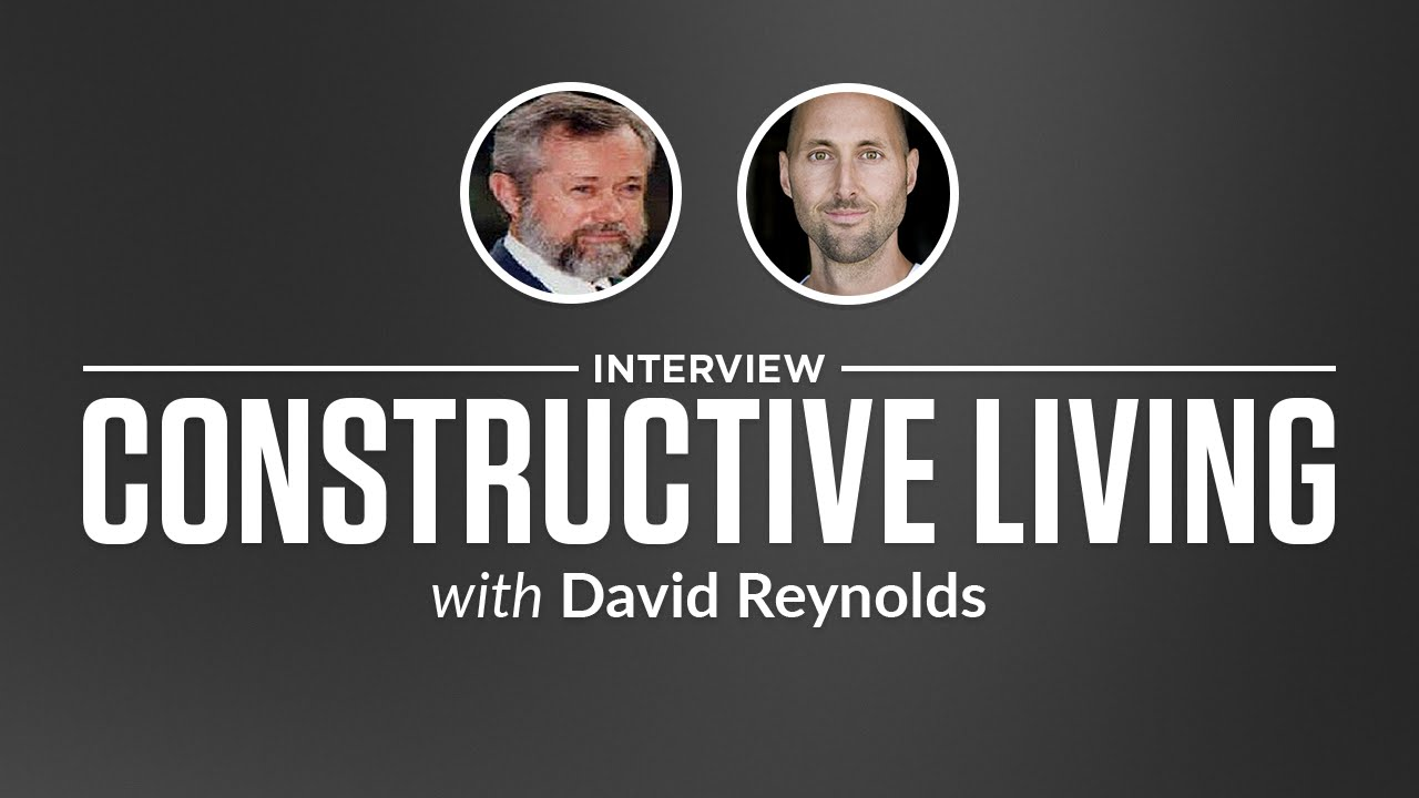 Lovely Optimize Interview: Constructive Living With David Reynolds