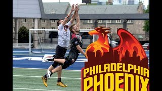 Philadelphia Phoenix Top 10 Plays of the 2017 Season