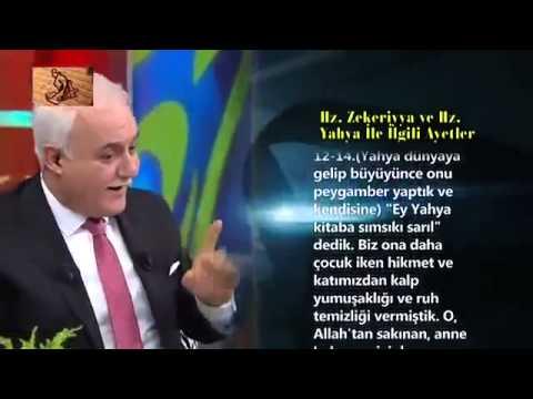 Nihat Hatipoglu Dosta Dogru Hz. Zekeriya ve Hz. Yahya (17.10.2013)