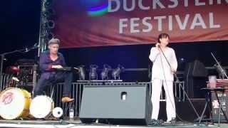 Ulla Meinecke Teil 2 - Duckstein Festival 2015 - 19.07.2015 am Schloß Charlottenburg