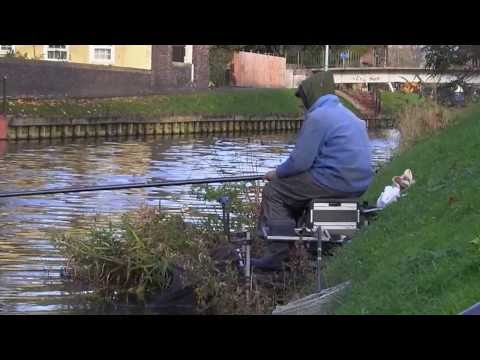 Fishing The Town Welland Spalding Lincs...