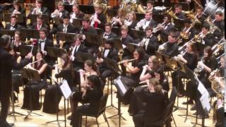 Honor Wind Symphony Janfest 2015- The Black Horse Troop by John Philip Sousa
