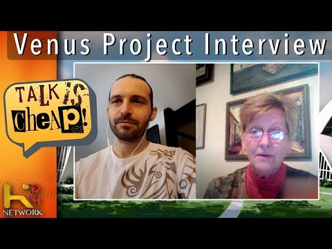 Interview on The Venus Project
