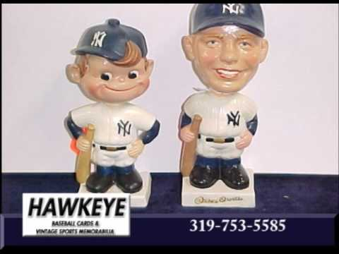 Burlington Iowas Hawkeye Baseball Cards On Our Storys The Celebrities