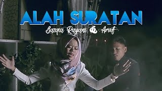 Download lagu Lagu Minang Terbaru SAZQIA RAYANI & ARIEF - Alah Suratan [ Official MV ]