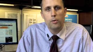 What is Mike Kellams from the Chicago Tribune looking for in prospective hires?