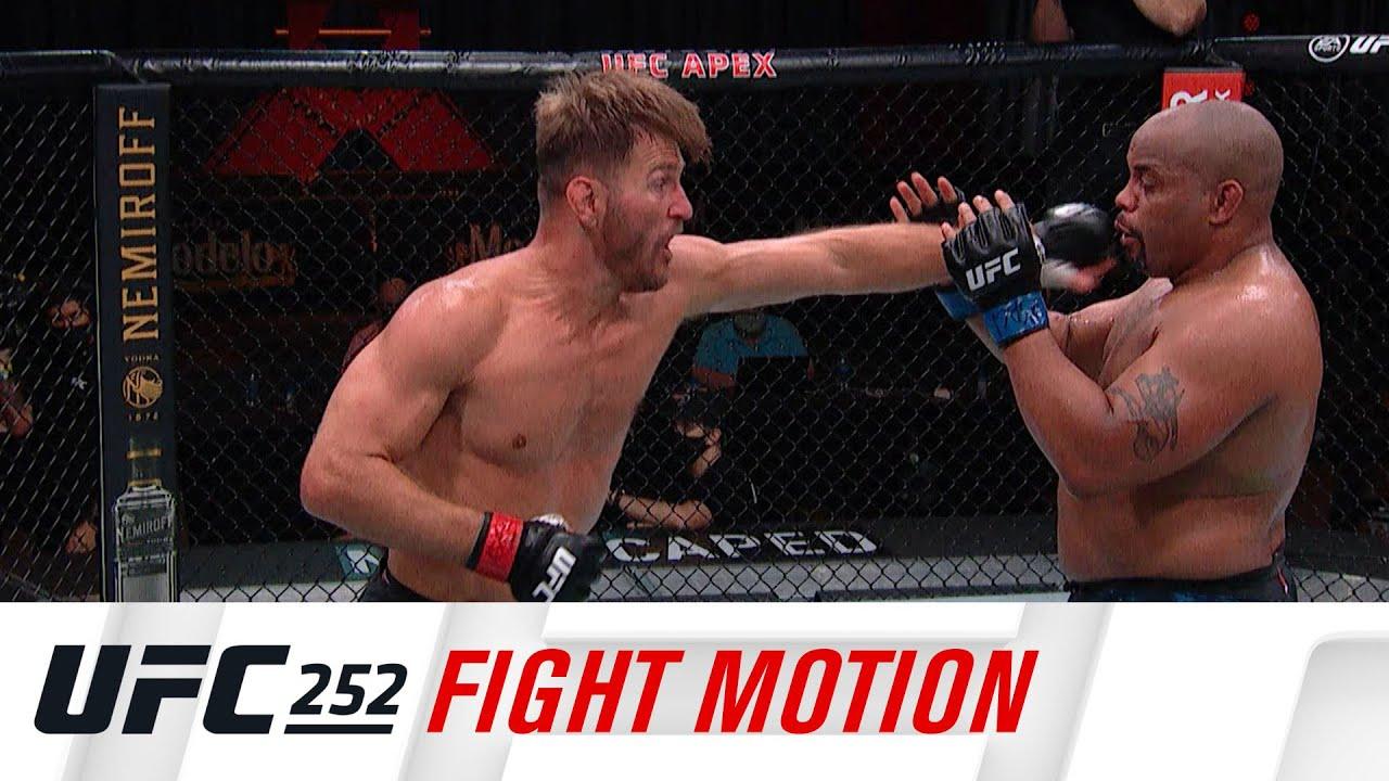 UFC 252: Fight Motion - YouTube