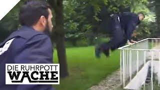 Maskierter Mann treibt sein Unwesen: Michael Smolik greift ein | Die Ruhrpottwache | SAT.1 TV