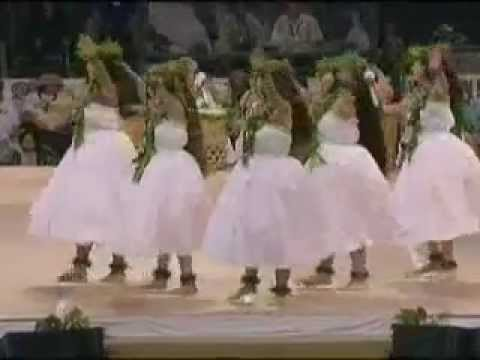 The Snow Dance During Merrie Monarch