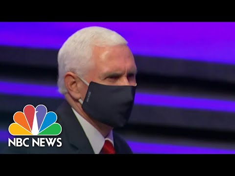 Pence In Texas Encourages Residents To Wear Masks Amid Coronavirus Spike | NBC Nightly News