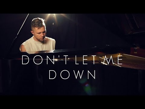 Don't Let Me Down - The Chainsmokers ft. Daya (Cover by Adam Christopher)